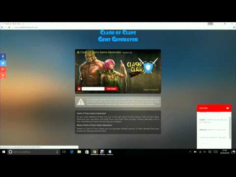How To Get Free Clash Of Clans Gems With No Activation Key
