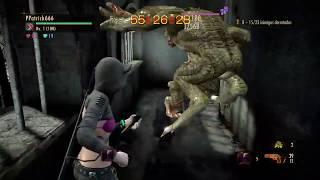 Resident Evil Revelations 2 Desafio de Nível Restrito Nº 472 (5'24) cenário 8:1