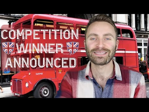 Competition WINNER Announced + How YOU Can Meet Me