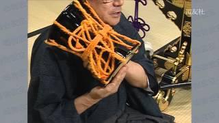第31回 「小鼓」の構え方、打ち方 ②