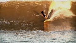 Hurricane Sandy Pumps Up Jacksonville Beach FL's Surf