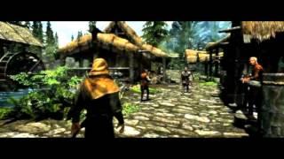 The Elder Scrolls V  Skyrim трейлер на русском