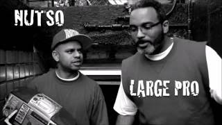 "Soulbrotha ""Beats By The Pound"" feat. Large Professor & Nutso (Roccwell Remix)"