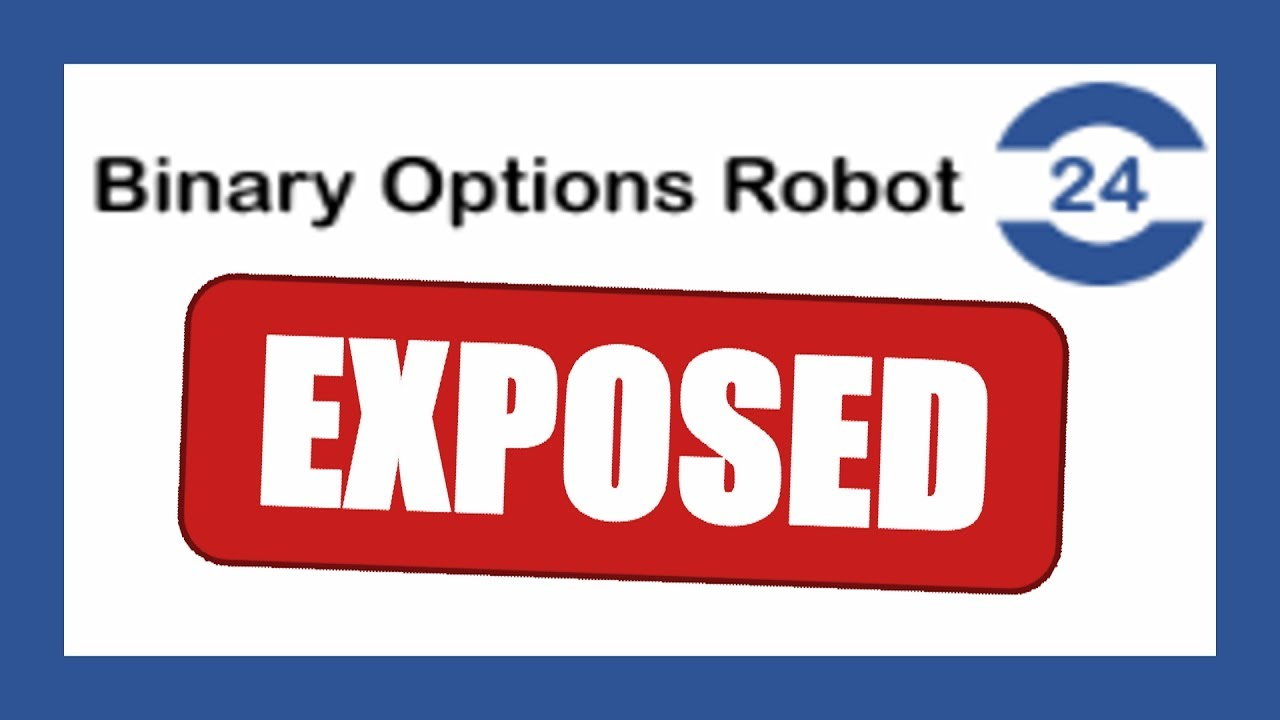 Is binary options robot legit