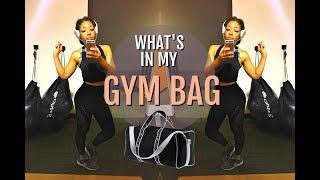 WHAT'S IN MY GYM BAG | Gym Essentials & Must Haves