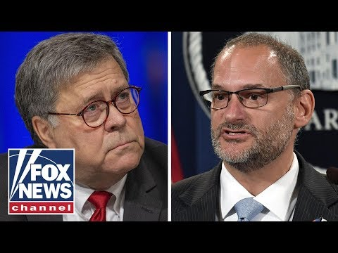 AG Barr removes US prisons director after Epstein's death