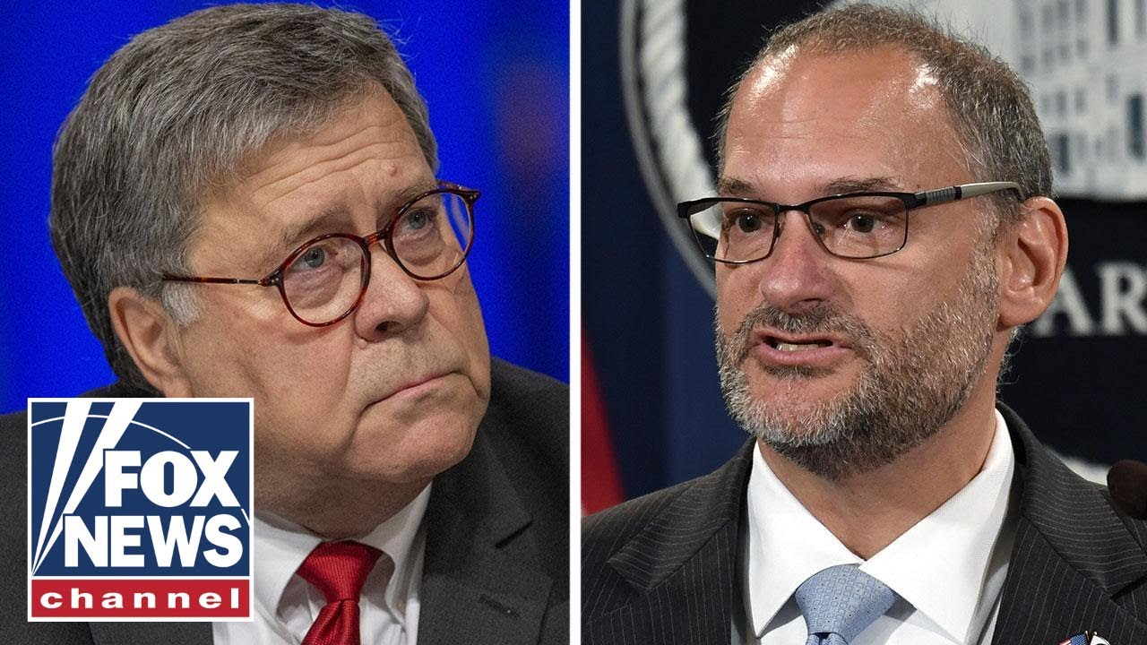 FOX News AG Barr removes US prisons director after Epstein's death