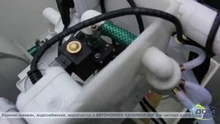 Автономная канализация ЮНИЛОС Астра - видео(, 2014-02-20T08:42:12.000Z)