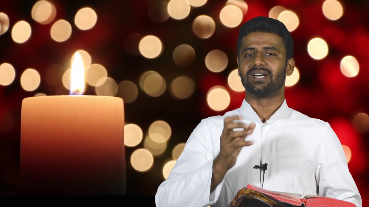 2nd sunday of advent sermon by deacon bosco in tamil. Black Bedroom Furniture Sets. Home Design Ideas