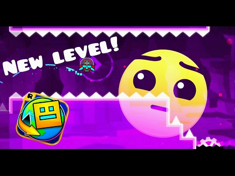 GEOMETRY DASH WORLD ISLAND 3 NEW LEVEL SNEEK PEEK!!