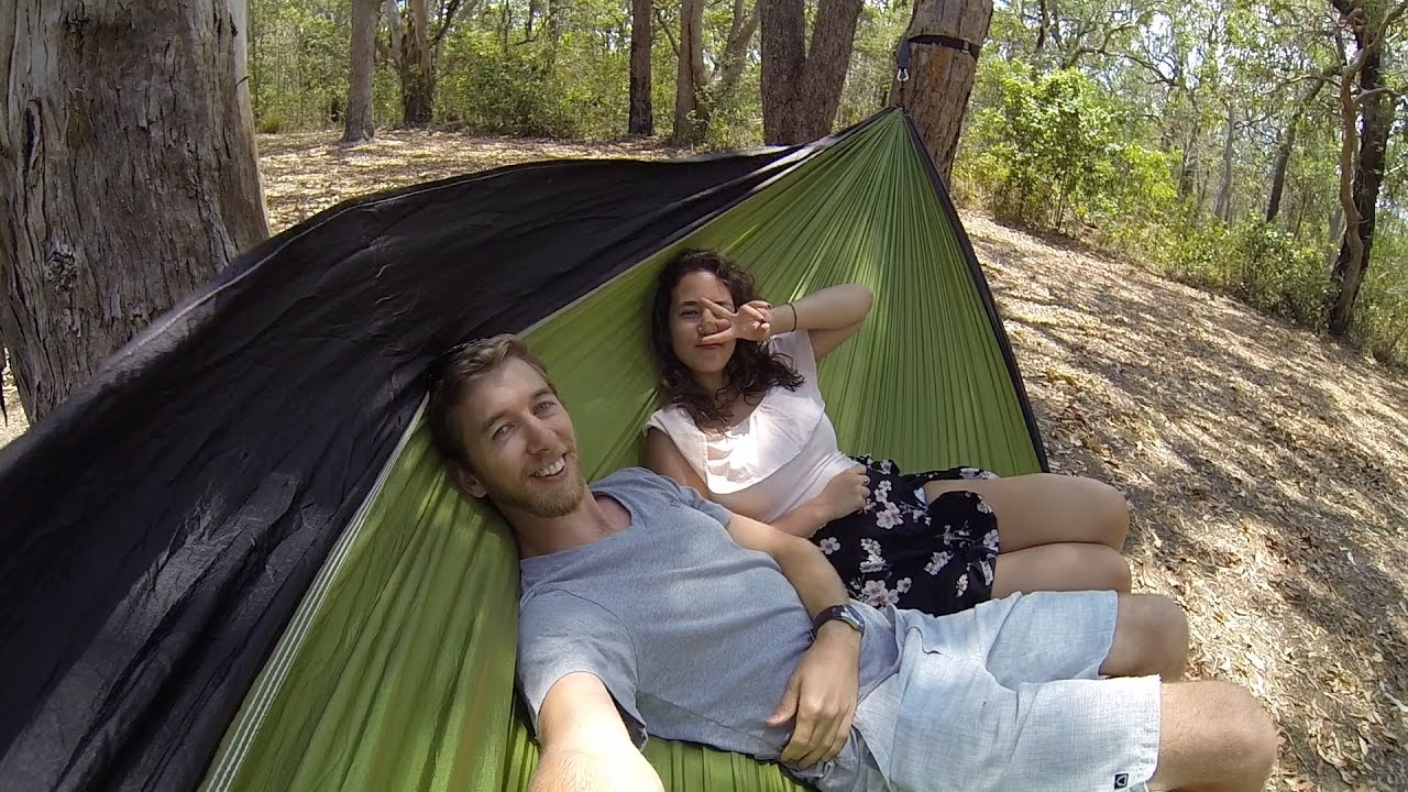 upgraded travel hammock   review upgraded travel hammock   review   youtube  rh   youtube