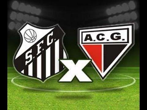 Santos 4 X 2 Atletico Go Brasileirao 15 09 2010 Jogo Completo Youtube