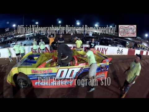 Rome Speedway 7/24/16 Official Highlights!