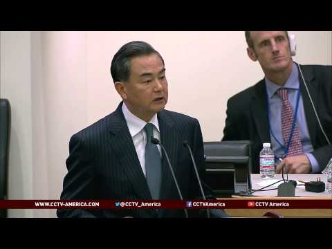 China playing an increasing role on UN Security Council