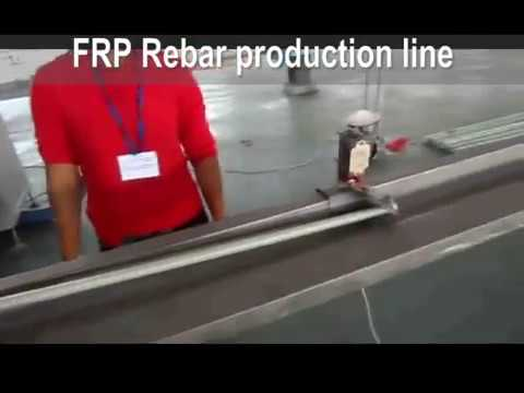 FRP Rebar production line
