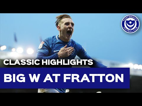 Highlights: Portsmouth 3-1 Sunderland