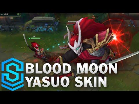 Blood Moon Yasuo