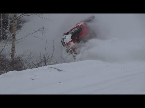 Kangasniemi Ralli 2016 (crash & Action)