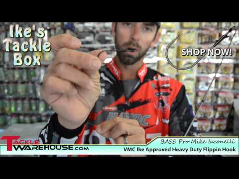 Pro Fishing Secret Tip - Knot Trick for Flipping Heavy Cover