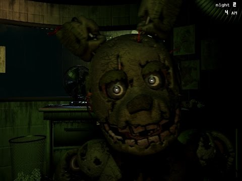 Let's Play Five Nights At Freddy's 3: Relics of the Past!