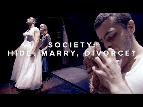 WOULD YOU DIVORCE SOCIETY? | THE WEDDING | GECKO