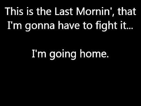 Dr Hook and The Medicine Show - Last Morning. (Lyrics)