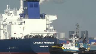 20150510 Shipspotting Rotterdam