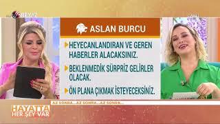 ASLAN BURCU - Nuray Sayarı'dan haftalık burç yorumları 20-27 Mayıs 2019