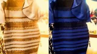 Questione del vestito, lo vedete blu e nero o giallo oro? Svelato!