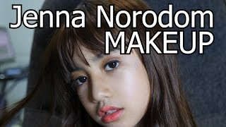 Jenna Norodom Make Up Routine