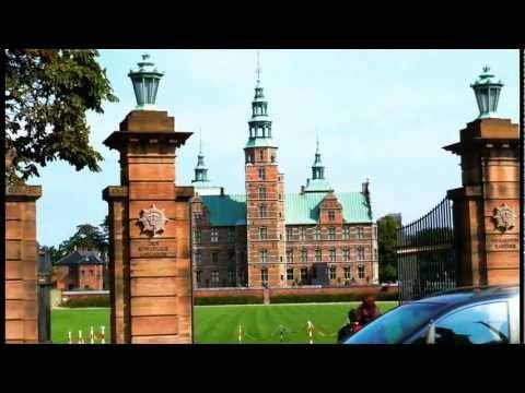 Rosenborg Castle King Christian Palace Copenhagen Denmark by BK Bazhe.com