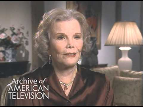 Nanette Fabray discusses the first time she saw television  EMMYTVLEGENDS.ORG