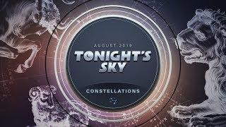 Tonight's Sky: August 2019