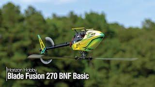 Horizon Hobby Blade Fusion 270 BNF Basic - Model Aviation magazine