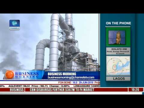 Business Morning: Oil & Gas Sector In The New Economic Plan