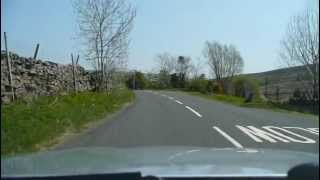 Yorkshire Dales: Sedbergh to Hawes drive (A684) part 2