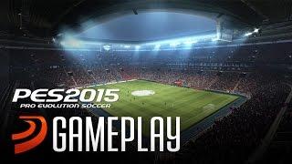 """Gameplay Comentado de """"PES 2015"""""""