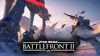 Star Wars Battlefront 2 - The New Hoth Map and Return of Walker Assault! | Star Wars HQ