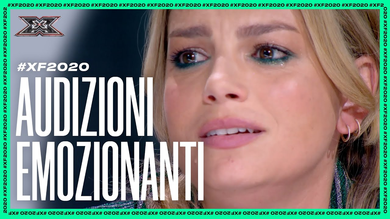 Download LE AUDIZIONI PIÙ EMOZIONANTI DI X FACTOR 2020 😭