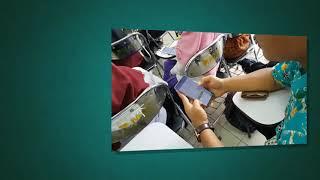 Using Bangun Datar dan Ruang (An Android App) to Teach Mathematics in Class