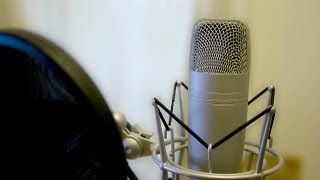 How To Set Up Your Sound Recording: Preparing room, mic and gain