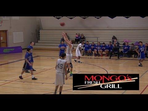 Scorpion Boys Basketball at Sedona Red Rock High School