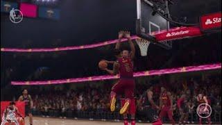 JR Smith Impresses With Highlight Reel Layup! | NBA 2018-2019 Season: CHI@CLE | NBA LIVE 19