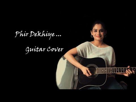 Phir Dekhiye - Rock On - Guitar Cover