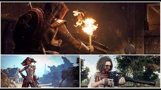В Assassin's Creed Origins нас ждёт эротика и насилие | Игровые новости
