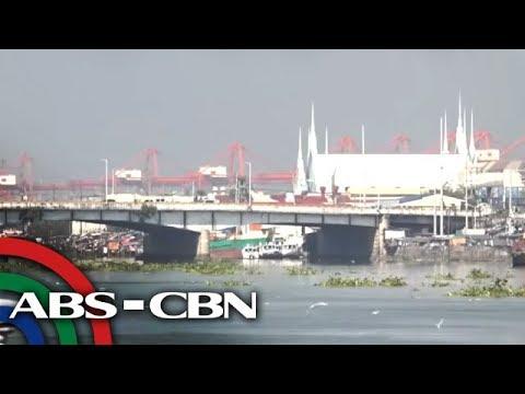 Bandila: Binondo-Intramuros bridge, inalmahan