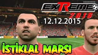 Video PES exTReme 16 V1 Tanıtım | İSTİKLAL MARŞIMIZ VE KAR MODU download MP3, 3GP, MP4, WEBM, AVI, FLV Desember 2017