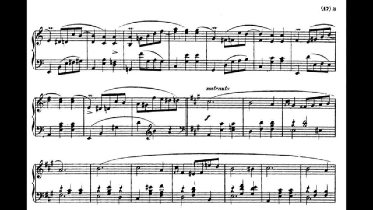 Chopin Valse Brillante In A Minor Op 34 No 2 Youtube