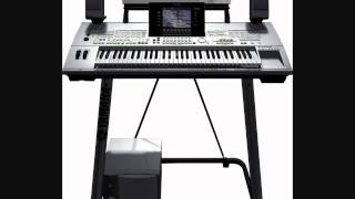Saat Samunder Paar On Keyboard