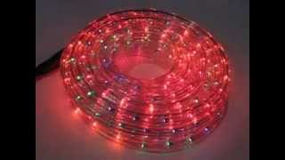 Christmas Party Rope Light Multi colour Ropelight